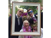 Fancy Dress ideal for Party/Wedding Photobooth. Collection KT1