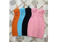 Bandage Mini Dresses