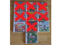 DS GAMES BUNDLE, 7 GAMES, CAN SPLIT, SEE DESCRIPTION FOR MORE INFO. BOXED AND C/W BOOKLETS, FROM £2