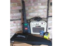 Guitar - Steinberger Synapse SS-2F - Dimazio pickups - 5 watt Rat Electronics Hot Rod Valve Special