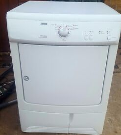 Zanussi condenser dryer