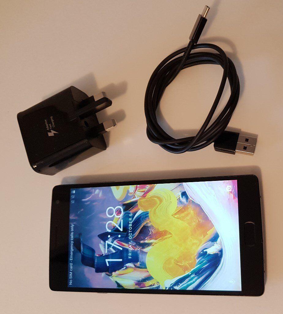 OnePlus 2 64Gb DUAL SIM UNLOCKED