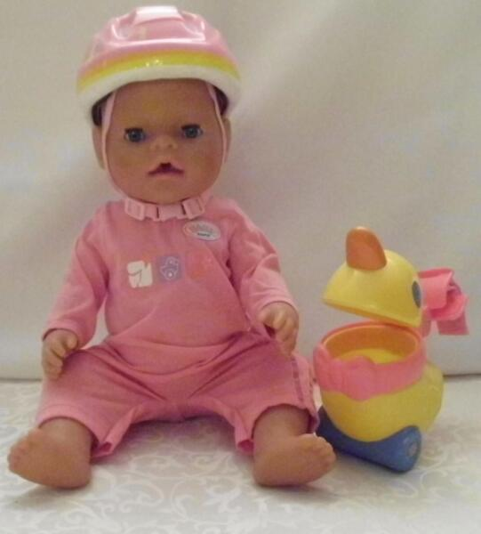 ZAPF CREATION Baby Born Puppenkleidung 3-tlg-Set (ohne Puppe!) in ...