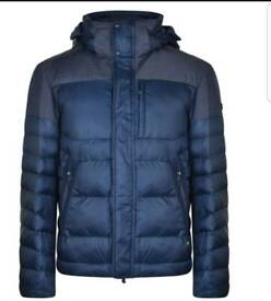 HUGO BOSS MENS JACKET SIZE MEDIUM RRP £450 100% AUTHENTIC
