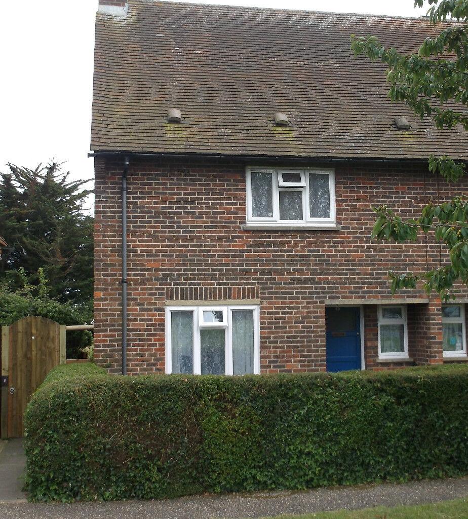 2 Bedroom House Sidlesham 100ft Garden