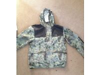 Men's North Face Camo Jacket (Large)