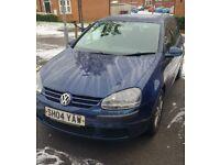 Volkswagen GOLF 1.9TDI MK5