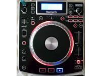 1 BOXED NUMARK NDX 900 DJ CONTROLLER/CDJ/USB