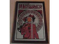 """Large Mirror """"La Trapistine"""""""