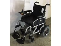 Travelux Corrado Electric Wheel chair joystick mobility scooter
