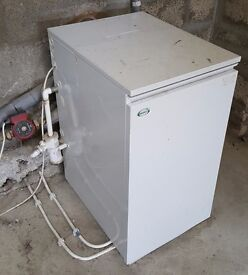 Oil Boiler (Central Heating) and Domestic Hot Water Cylinder