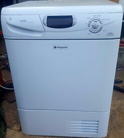 Hotpoint ultima condenser dryer