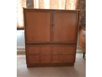Vintage Nathan 1960s TV / Media Unit - pending collection