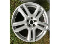 "1 x 18"" Jaguar X-Type / Ford ARUBA Alloy Wheel - Fits other vehicles Car Parts Spares"