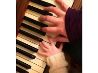 Piano lessons in Edinburgh for all ages, beginners - Grade 6