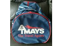 ATMAYS TRAVEL BAG RETRO COLLECTABLE HOLDALL