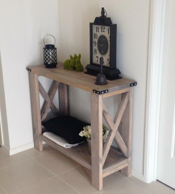 New Gorgeous Beach House Hall Table Console Sideboard