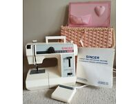 SINGER 324 Featherweight Plus Compact Free-Arm Electric Sewing Machine