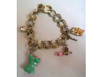 limited edition charm bracelet