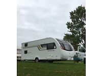 ***SOLD*** Sprite Major 6TD (6 Berth) plus large Dorema awning and plenty of extras