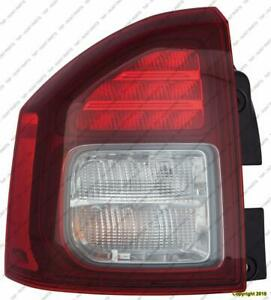 Tail Light Driver Side Led High Quality Jeep Compass 2014-2016