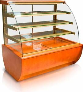 REFRIGERATED IGLOO PASTRY DISPLAY CASE