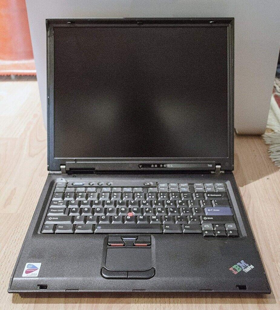 IBM Thinkpad R40 - Windows 7 and Linux Mint, Intel Pentium, 2GB RAM, 80GB  HDD plus extras | in Bishopbriggs, Glasgow | Gumtree