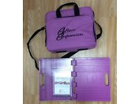 Crafters Companion ultimate board with carry case