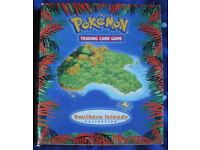 Pokemon card collection all in mint condition some still factory sealed