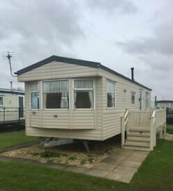 6 & 8 BERTH CARAVANS FOR RENT/HIRE KINGFISHER CARAVAN PARK INGOLDMELLS SEPT SAT-SAT £225
