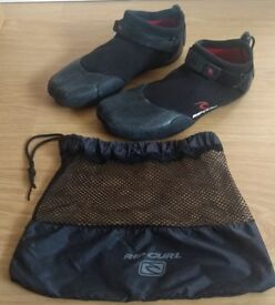 Ripcurl reef boots - size 12