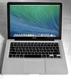 Apple MacBook Pro (13-inch, Mid 2010)/Core 2 Duo/320GB HDD/4GB RAM/macOS 10.13