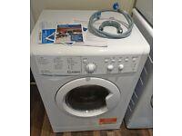 Indesit Washer dryer - 6 weeks old - IWDC6125