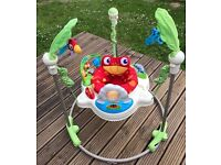 Fisherprice Rainforest Jumperoo