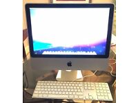 Apple 20 in. iMac Mid-2007 pristine condition, works perfectly!