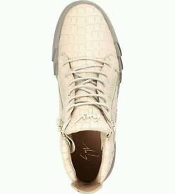 Brand new Giuseppe Zanotti sneakers for men