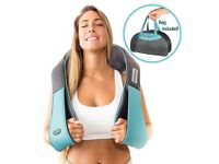 Shiatsu Back Neck and Shoulder Massager with Heat,BRAND NEW BOXED.