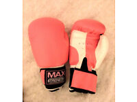 Boxing Gloves & Gel Hand Wraps