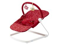Bababing baby bouncer in excellent condition