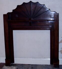 1930 s FIRE PLACE