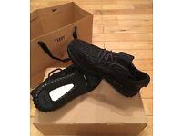 adidas Yeezy Boost 350 - Pirate Black - UK 9.5