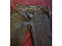 Ladies Bootcut Jeans From Next - size 10R