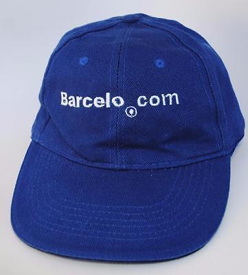 Barcelo Com Barcelo Hotels   Resorts One Size Strapback Baseball Cap Hat