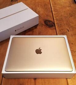 MacBook 12-inch retina (2016) - Gold