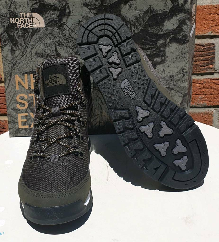 aff0d0438 Original the north face men's shoes size 6 | in Newham, London | Gumtree