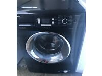 Black beko 9KG Washing machine