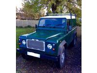 Landrover Defender 110, Td5, 2005