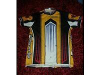 Troy Lee short sleeve cycling shirt (XL)