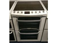 £190 Electrolux 60cm Ceramic Cooker – 12 Months Warranty
