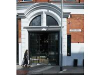 Private or Shared Co-working Offices Available Flexible Terms in Borough (SE1) | 2 - 84 people